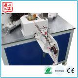 Máquina de friso terminal automática do CNC Dg-602 com cabeças dobro