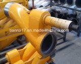 Tubo della valvola di S per i pezzi di ricambio Dn200 della pompa del rimorchio di Putzmeiser