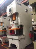 Tipo Jh21 de Wolrd máquina de perfuração da imprensa de potência do selo do metal de folha de 400 toneladas