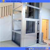 車椅子用段差解消機階段上昇の揚げべらのためのプラットホーム