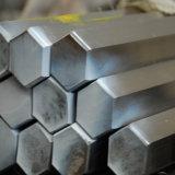 Hexagon Staaf van het roestvrij staal
