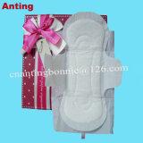 Hersteller Soem-Service-kundenspezifische ultradünne Wingless Dame Panty Liner