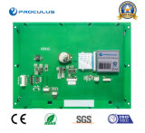 9,7 inches of Uart TFT LCM with Rtp/P Cap Touch screen for integration Dashboard