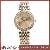 Logotipo personalizado mujer reloj de cuarzo Relojes de Pulsera de moda para damas