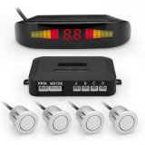 La actualización más reciente de la pantalla LED de colores del Sensor de estacionamiento adecuado para todo tipo de vehículos