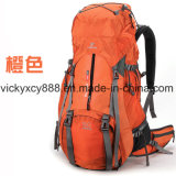 Piscina de ressalto duplo caminhadas Camping Mountaineer Mochila Escalada Saco (CY9830)