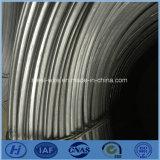 Matériaux de construction en acier inoxydable 304 à plat sur le fil de bobinage de cuivre