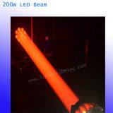 Straal die Hoofd Lichte 200W leiden bewegen