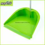 Besen-u. Dustpan-gesetztes einfaches, Abfall zu säubern