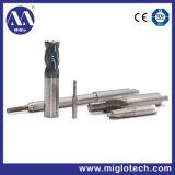 Personalizar la herramienta de corte herramientas de carburo sólido de la Fresa (MC-100049)