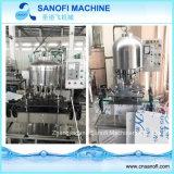 Het drinken van Waterplant/Mineraalwater en de Zuivere Vullende Lijn van het Water