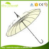 دليل استخدام شكل مفتوح خاصّة مظلة مستقيمة لأنّ سيّدة