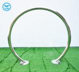 Soporte del ciclo de la Circular de acero inoxidable