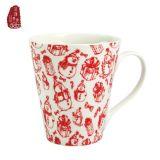 La Chine nouvelle conception de la céramique tasse tasse à café pour la Promotion de Noël