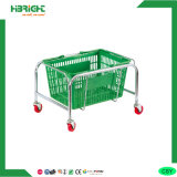 Suporte do carrinho da cesta de compra de Superarket