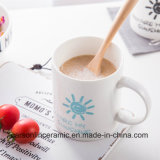 De super Mok van de Koffie van de Zonneschijn Ceramische
