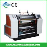 Cash papier thermique papier de télécopie et de refendage rembobinage de la machine (QFJ-N900)