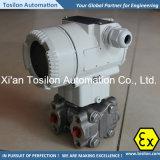 Transductor de presión diferencial digital para el polvo, aire, vapor, agua, aceite