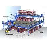 Места для установки в стойку система для коммерческой и промышленной зоны