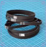 348mm de longueur de 6 mm de largeur de courroie Courroie de distribution gt2