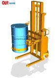 力の上昇および力のドラム傾きYl450-1のドラムPourersを縦持ち上げなさい