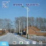 Indicatore luminoso di via solare di illuminazione di movimento della lampada esterna LED del sensore LED