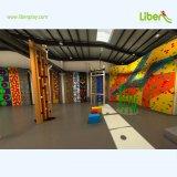 Equipamento de diversões Rocha Interior Fitness Parque Infantil parede de escalada