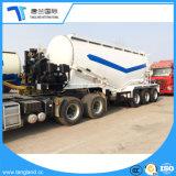 판매를 위한 반 3개의 차축 30-60 톤 분말 수송 부피 시멘트 트레일러