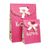 Красный Свадебное мешок конфет конфеты подарочные мешки (YH-PGB118)