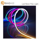 Decorationのための13W/M DC24V 60PCS SMD 5050 LED Neon Flex Spi Strip Light