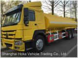 Caminhão Tanque de Combustível HOWO Petroleiro veículo camião de transporte