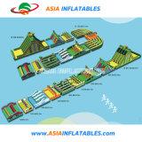 Parcours à obstacles gonflables géants de terrain de jeux pour enfants/Outdoor jouets gonflables.