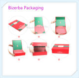 Promotion Hot imprimé un carton rigide pliable de pliage du papier de l'aimant d'emballage boîte cadeau (BP-BC-0051)