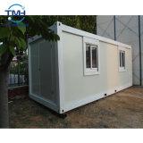 小さい洗面所が付いているよい設計されていた20FTの容器の家