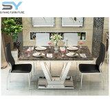 Современная мебель роскошный отель Стол обеденный стол из стекловолокна