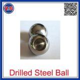 sfera dell'acciaio inossidabile del solido 304 di 20mm con il foro perforato M8
