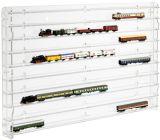 L'acrylique Model Train d'affichage de cas d'affichage