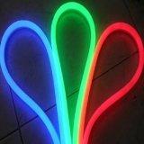 Mejor Venta de personalizar el color cambiante de la luz LED Neon Flex cuerda