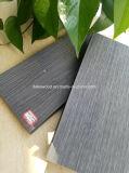 Le WPC solide Composite Decking parquet dans la conception clastiques
