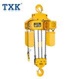 Txkのブランド10トンの物品取扱いのための電気チェーン起重機