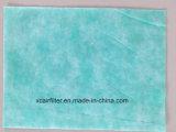 F6 una capa de material de filtro de tela Non-Woven