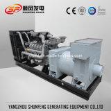 Perkins 엔진을%s 가진 영국 표준 주요한 힘 240kw 디젤 엔진 발전기