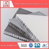 Revêtement en poudre en aluminium anticorrosion haute résistance pour la colonne de Panneaux de bardage Honeycomb/ capot colonne