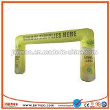 PVC防水シートの膨脹可能なアーチの広告