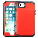На заводе зеркало для макияжа телефон с кредитной карты Слот Держатель для iPhone 7 7plus