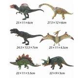 移動可能な部品が付いている新しいプラスチック恐竜モデルおもちゃ