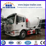 30トンの販売のための中国によって使用されるよい状態の建設用機器6*4 HOWO/Fotonのミキサーのトラック