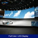Couleur Intérieure HD plein écran LED mur de LED P1.2/P1.6/P1.8/P1.9 et P2.5