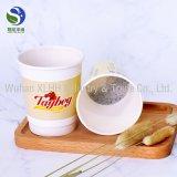 Экологичный Anti-Scald отличительные двойные стенки бумагу чашка для чая