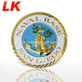 カスタム記念品の軍隊は工場価格の硬貨に挑戦する